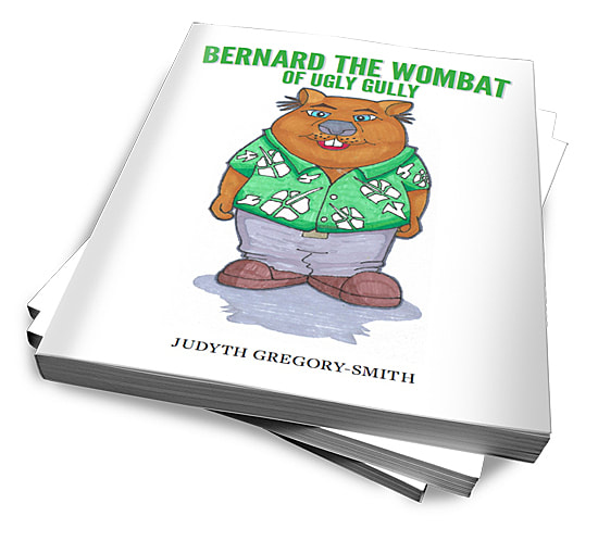 Bernard the Wombat